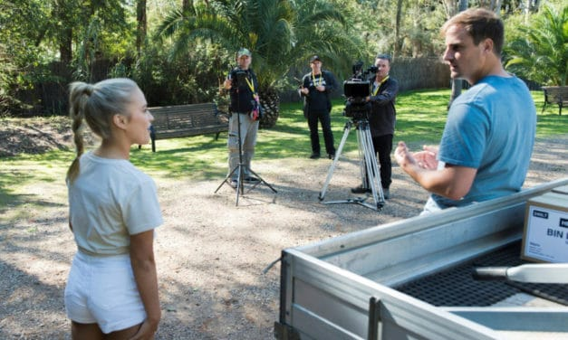 Australian Soap 'Neighbours' Filmed With Social Distance Protocol