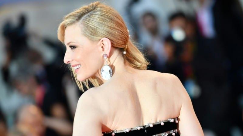 Australian Star Cate Blanchett