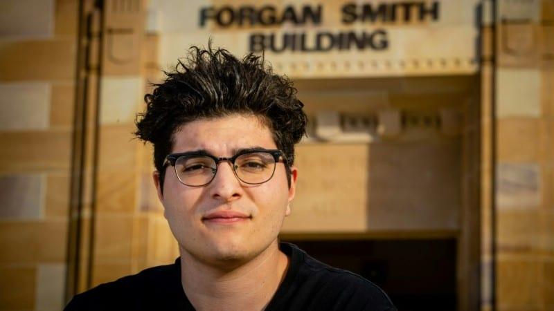 Australian University Student