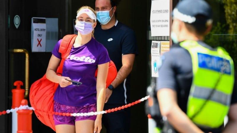 Australia's Tennis Stars