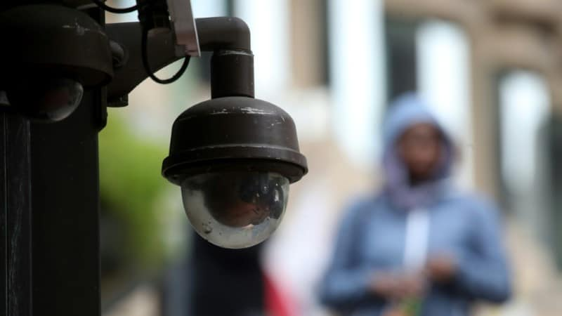 Authorities In Many Countries are Using Facial Recognition Technology.afp