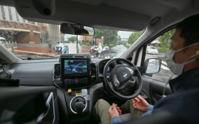 Bumpy Road as Aging Japan Bets on Self-Driving Cars