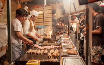 Most Iconic Street Foods In Japan