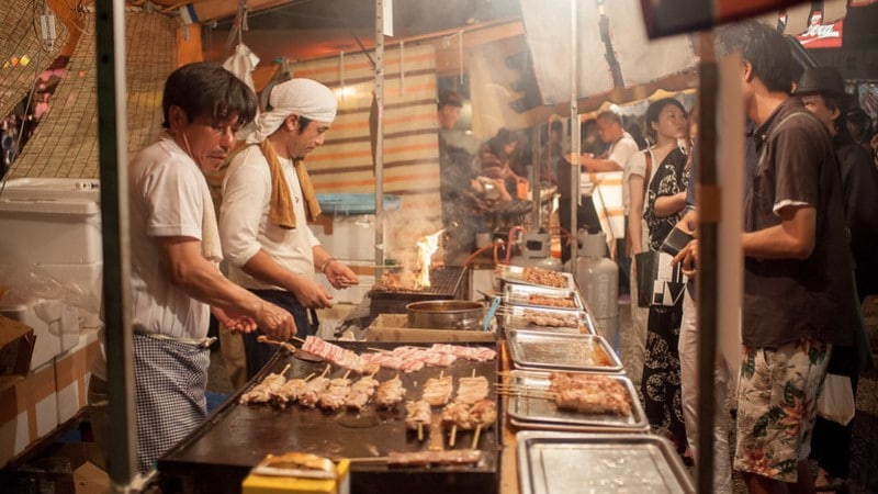 Awaodori Festival - Japan ©George N