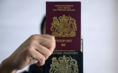 Britain Says Hong Kong 'Has No Right to Dictate' Passport Recognition