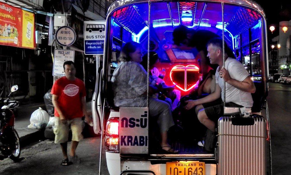 Baht Bus - Thailand