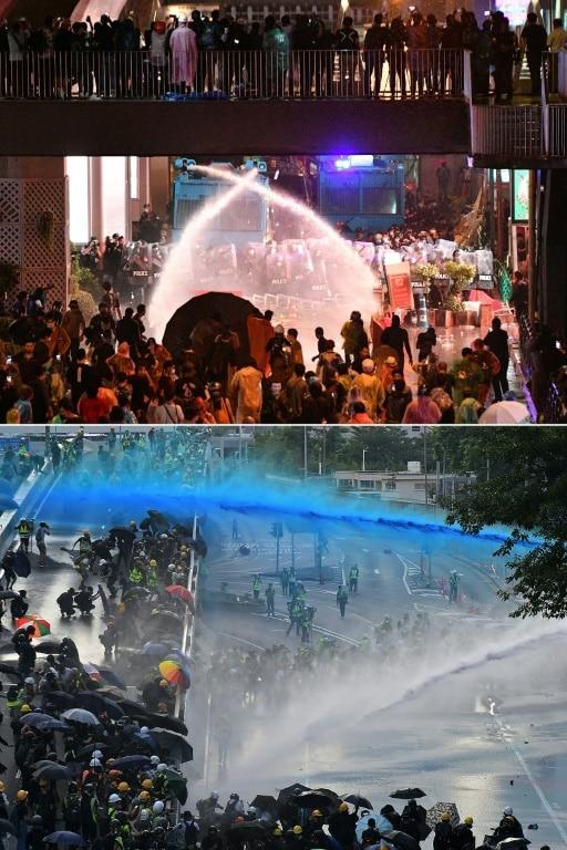 Bangkok Similar Scenes in Hongkong