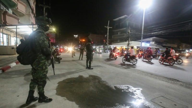 Bangkok Under Strict Restrictions