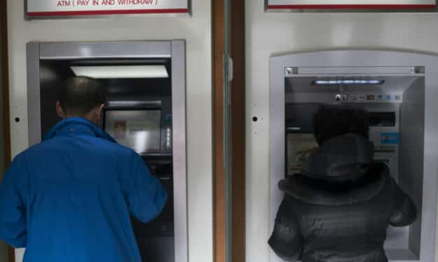 China Disinfects and Lock Away Banknotes to Stop Virus Spread