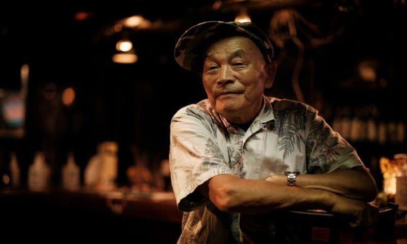 Bar Owner Itsuo Masuda
