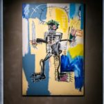 Basquiat Painting Sells for $41.8M at Live-Streamed Christie's Auction
