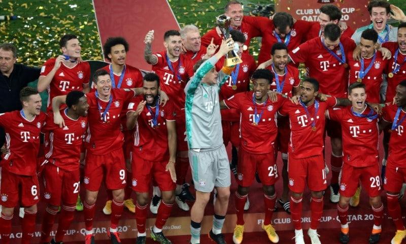 Bayern Munich Won