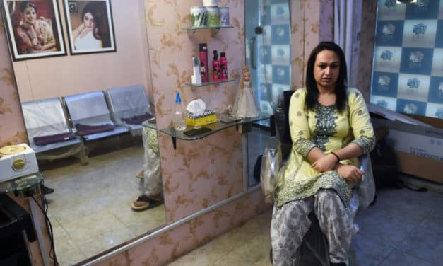 How One Hair Salon is Changing the Lives of Transgenders in Pakistan