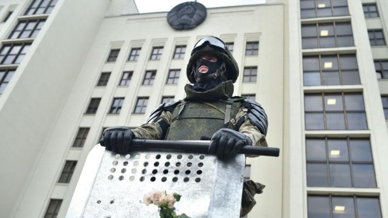 Belarus Law Enforcer