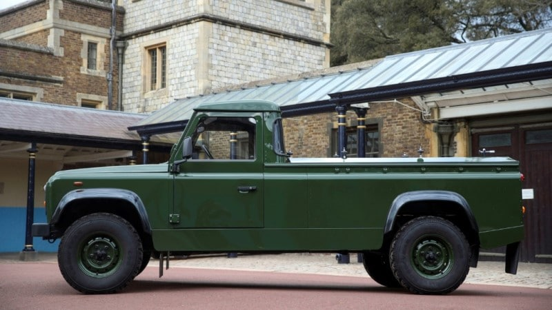 Bespoke Land Rover Defender
