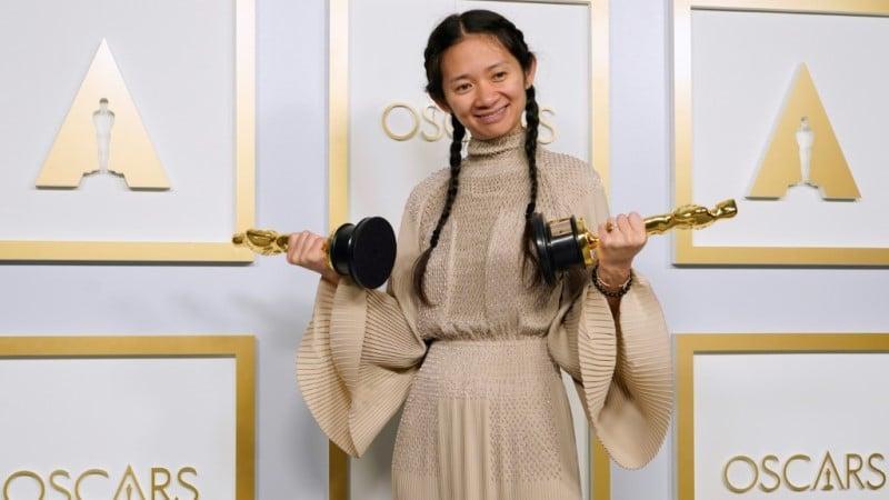 Best Director Oscar Chloe Zhao
