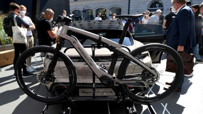 Bicycle Brands are at the Munich Motor Show