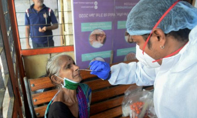 India Sets New World Record with 78,761 Virus Cases in One Day