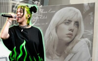 Billie Eilish Criticized on TikTok for Lip Synching Anti-Asian Slur