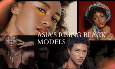 Rising Black Models Making Their Mark in Asia