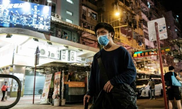 Virus Puts Hong Kong's 'McRefugees' Back on Streets