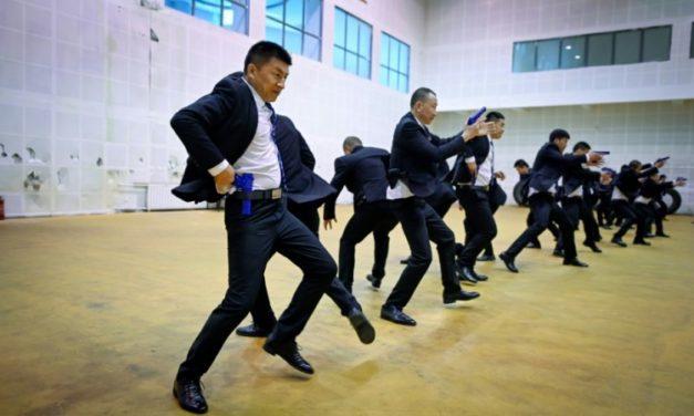 China's Bodyguard School Struggles to Meet Rising Demand