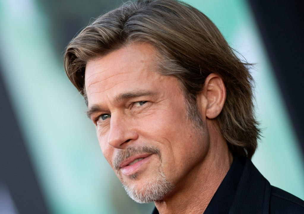 Brad Pitt ©AFP