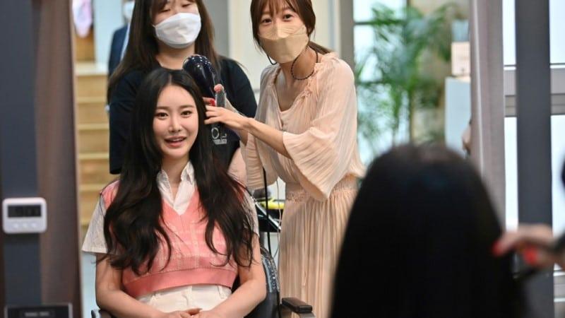 Brave Girls Kim Min-young