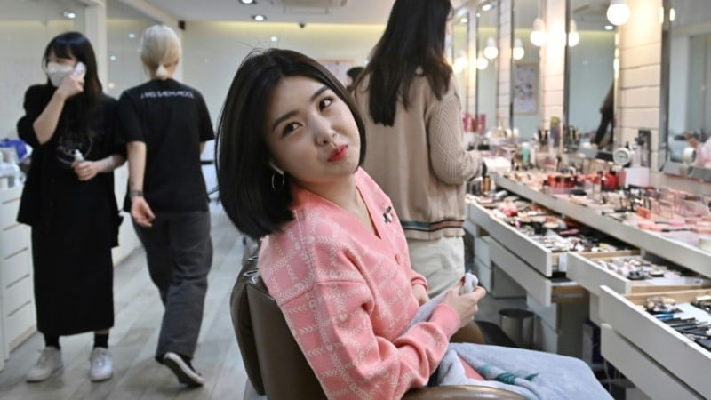 Brave Girls Lee Yu-na