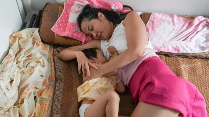 Breastfeeding Recommended by WHO