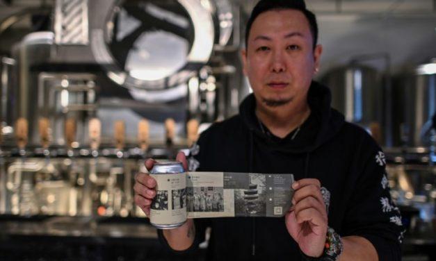 Can-Do Attitude: Wuhan Virus Lockdown Captured in Craft Beer