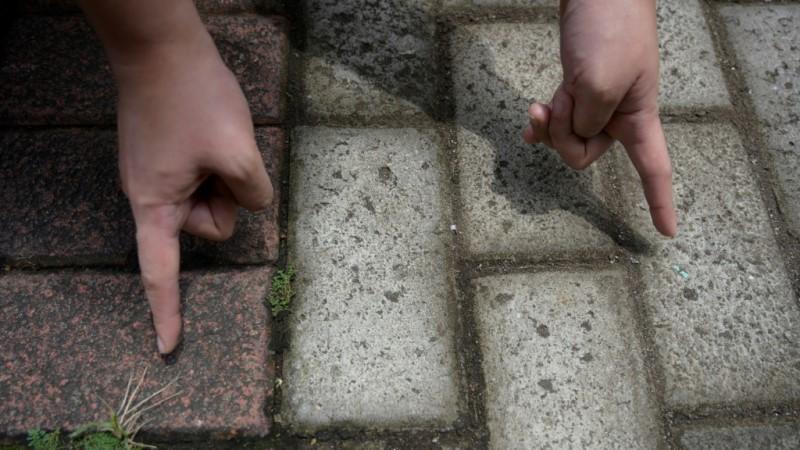Bricks from Plastic Waste