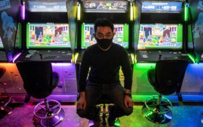 Virus Threatens 'Game Over' for Japan's Arcades