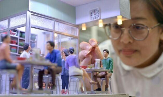 Hong Kong Artists Revive City's Bygone Era with Miniatures