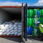 Britain Agreed to Take Back 42 Containers of Plastic Waste Sent to Malaysia