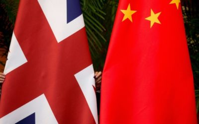 British Diplomat in China Earns Hero Status after River Rescue