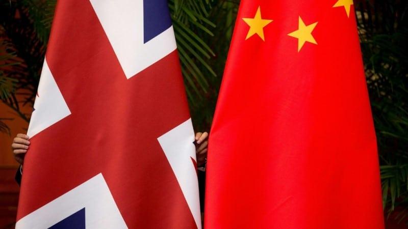 British Diplomat Hero in China