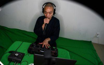 Meet Akasaka: The Beatboxing Japanese Monk
