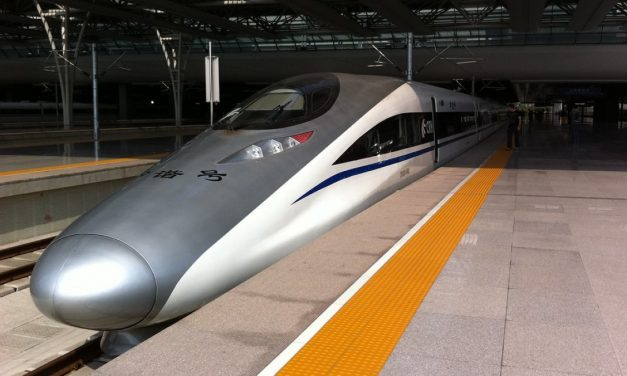 "China To Launch The World's ""First 5G Railway Station"""