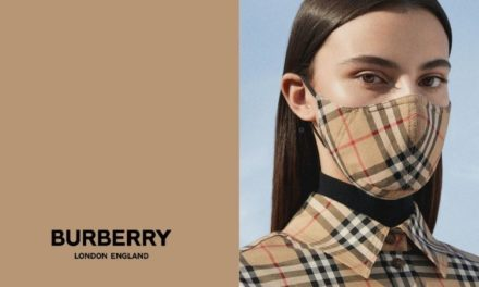 Burberry to Launch High-End Luxury Face Masks with Signature Pattern