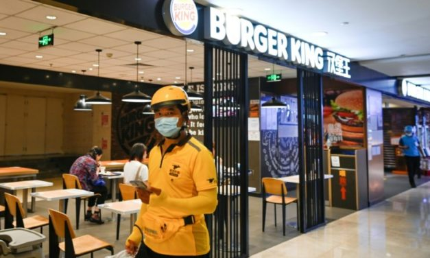 Burger King Apologizes over Expired Food Sold in China