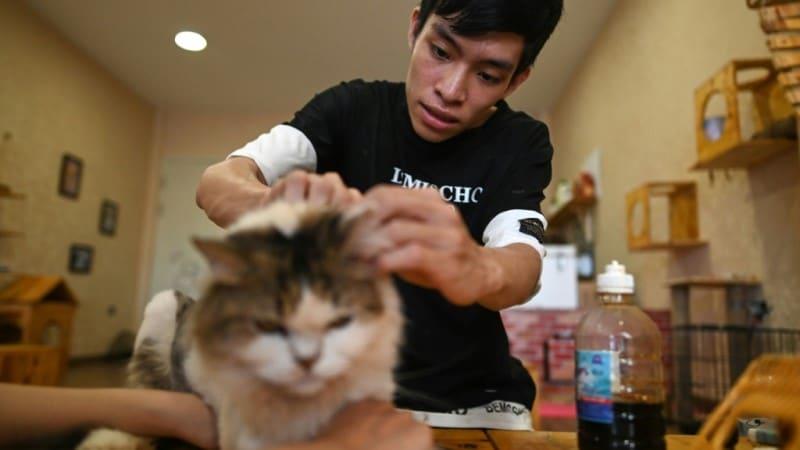 Cafe Owner Nguyen Thanh Binh