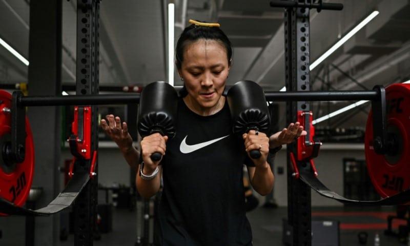 Cai Xuetong at MMA Centre