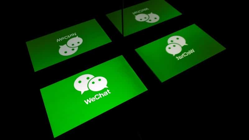 California WeChat Users