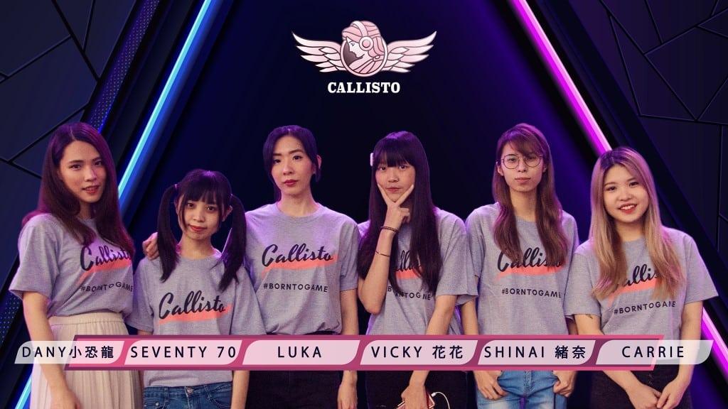 Callisto Team - Taiwan