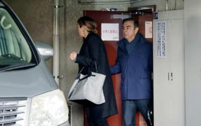 Ghosn Stunning Escape Sparks Outrage Over Japan's Bail System
