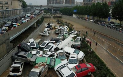 'Utterly Ruined': The Debris-Strewn Aftermath of China's Record Rains