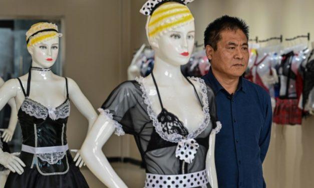 Sex Sells: China Farm Region Becomes 'Lingerie Capital'