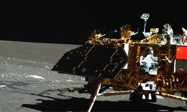 China is Rushing to Dominate the 21st Century Space Race