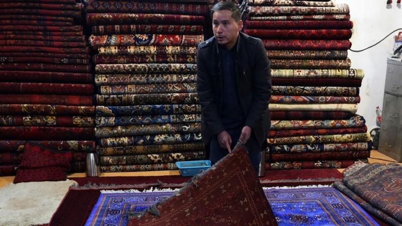 Chari Allahqul a Carpet Hunter